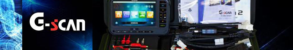G Scan products from Automotive Garage Equipment Ireland