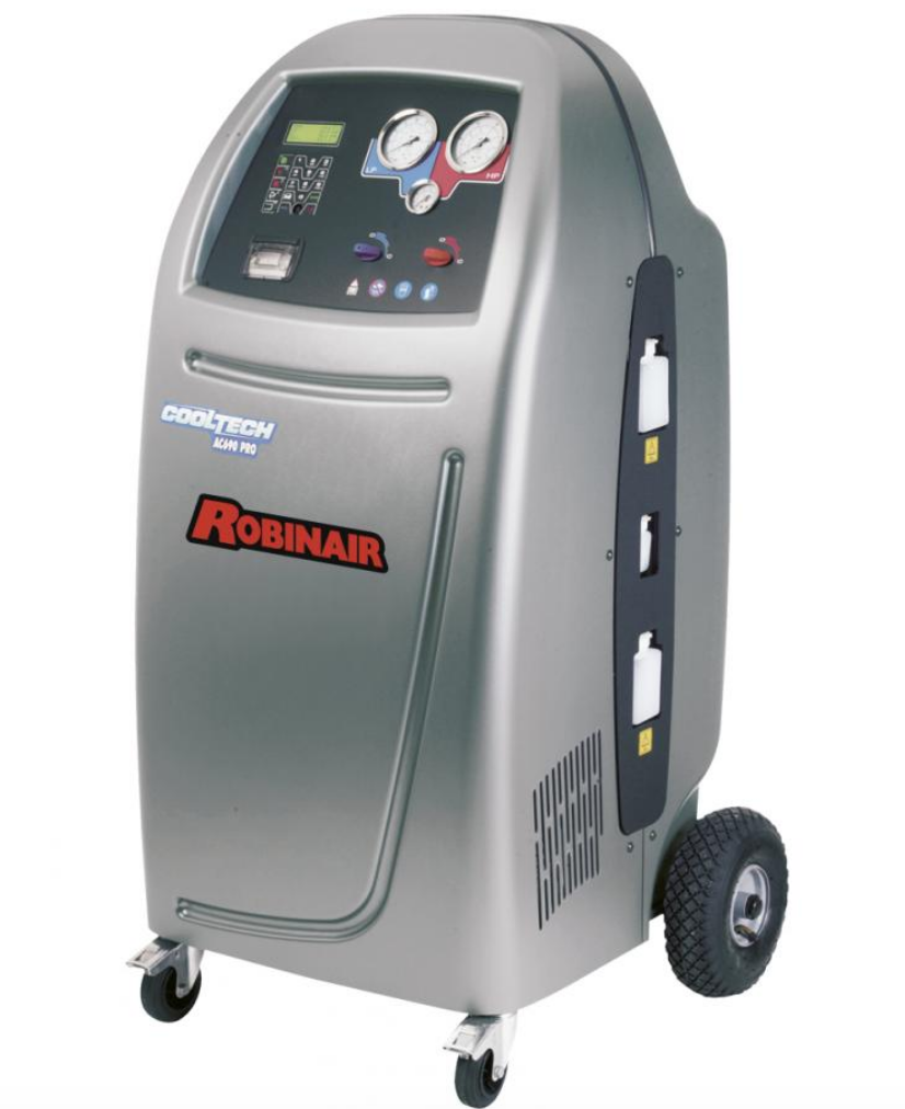 Robinair - 690Pro - Air Conditioning Service Unit from Automotive Garage Equipment Ireland
