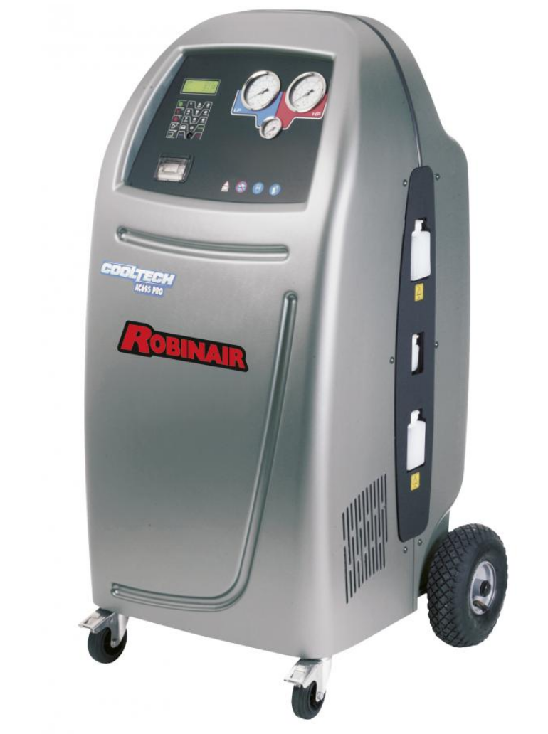 Robinair - 695Pro - Air Conditioning Service Unit from Automotive Garage Equipment Ireland