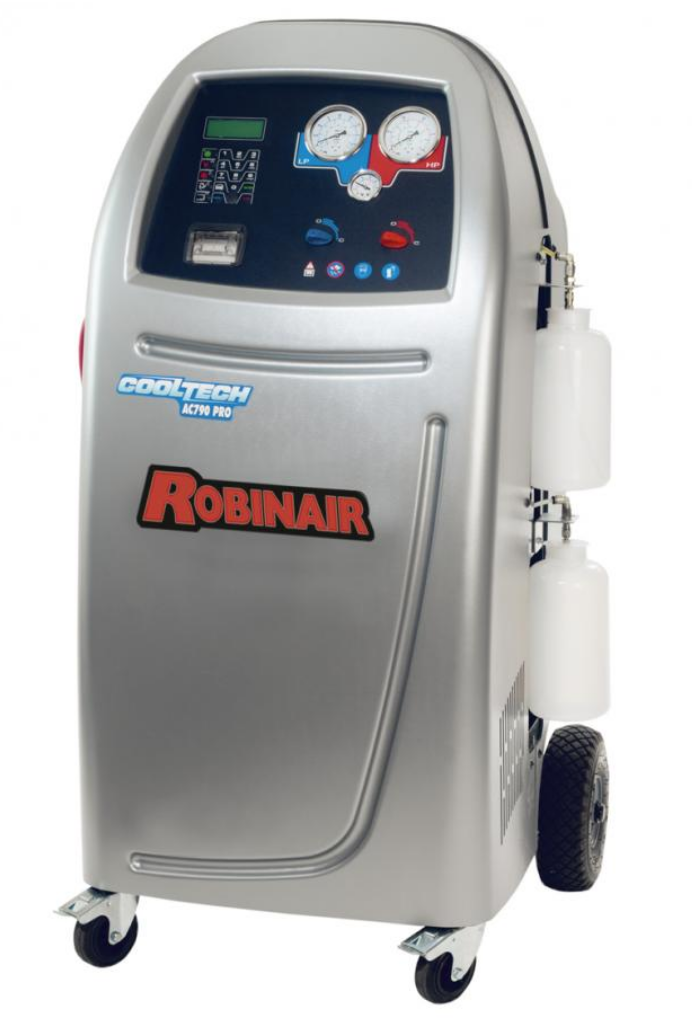 Robinair - AC790Pro - Air Conditioning Service Unit from Automotive Garage Equipment Ireland