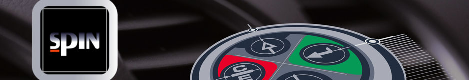Spin products from Automotive Garage Equipment Ireland