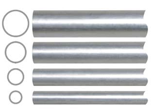 Automotive No 6 Pipe - 3/8 inch O.D. ( 9.52mm )