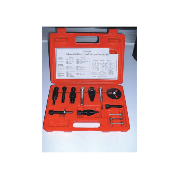 Clutch Puller Kit Automotive Garage Equipment Ireland