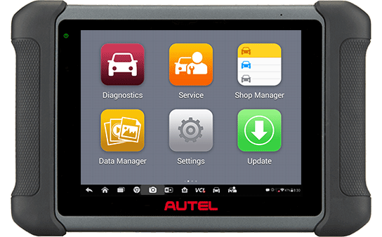 Autel MaxiSys MS906BT Hand Held Diagnostic System from Automotive Garage Equipment Ireland