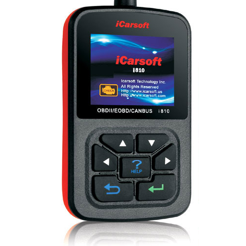 iCarsoft Auto OBDII/EOBD Scanner i810 from Automotive Garage Equipment Ireland