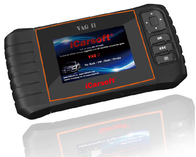 iCarsoft VAWS V2.0 for Seat Diagnostic Tool from Automotive Garage Equipment Ireland