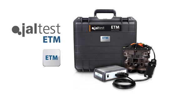 Jaltest ETM (Electronic Test Module) Kit from Automotive Garage Equipment Ireland