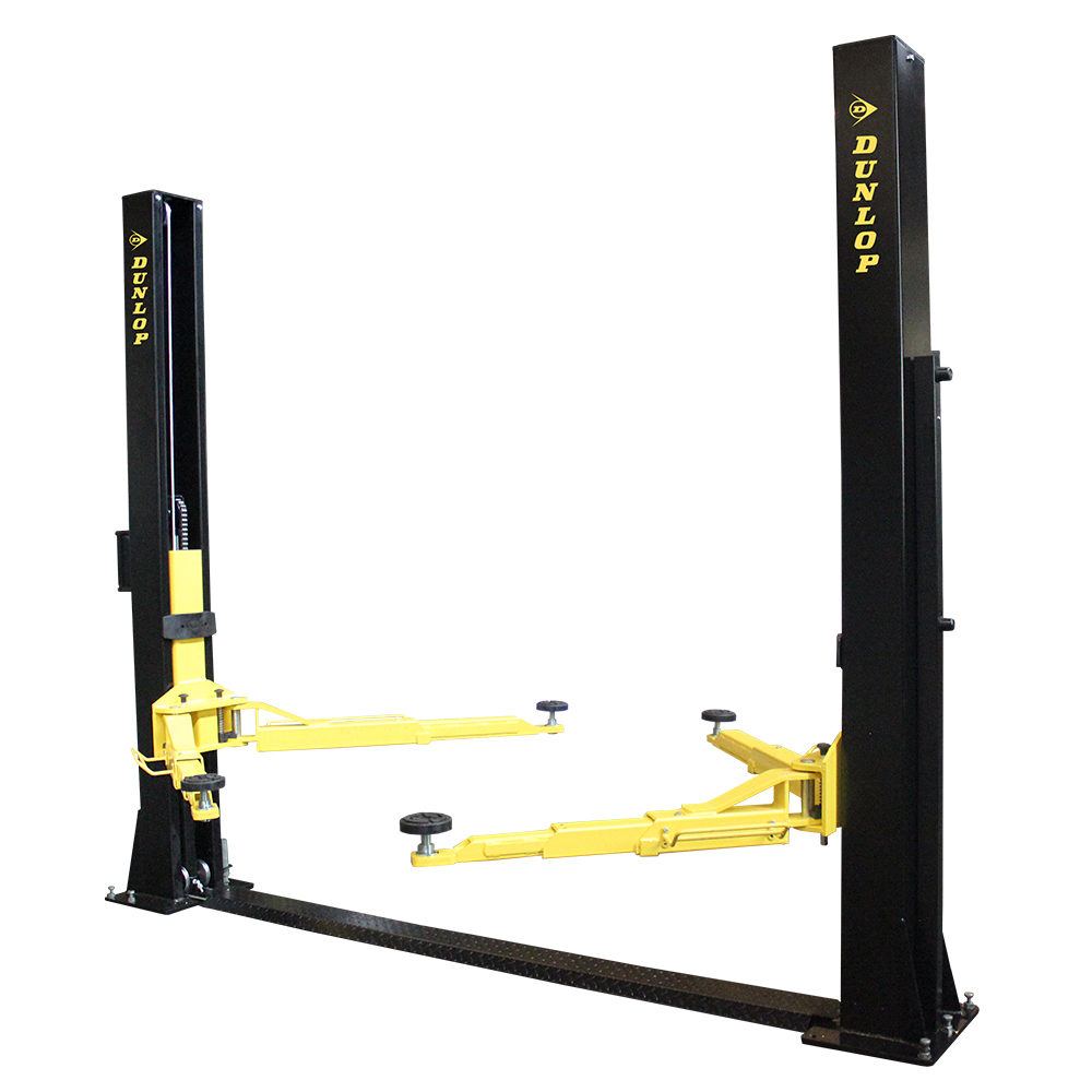 Dunlop DL240M Two Post Electro-Hydraulic Lift from Automotive Garage Equipment Ireland