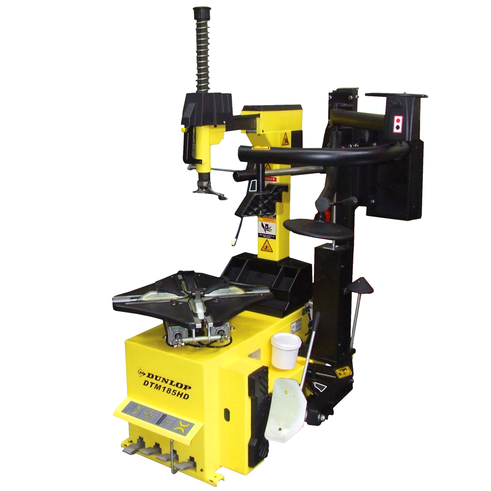 Dunlop DTM185 Tyre Changer Machine (1 Phase)Automotive Garage Equipment Ireland