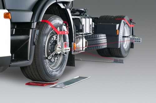 KOCH HD30 Truck & Trailer Wheel Laser Alignment System from Automotive Garage Equipment Ireland from Automotive Garage Equipment Ireland