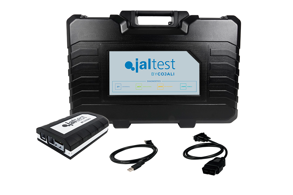 Jaltest New V9 Link Diagnostic Tool from Automotive Garage Equipment Ireland