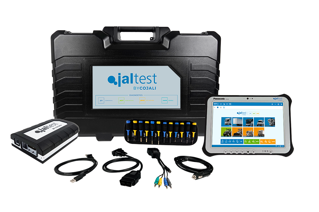 Jaltest Diagnostics from Automotive Garage Equipment Ireland