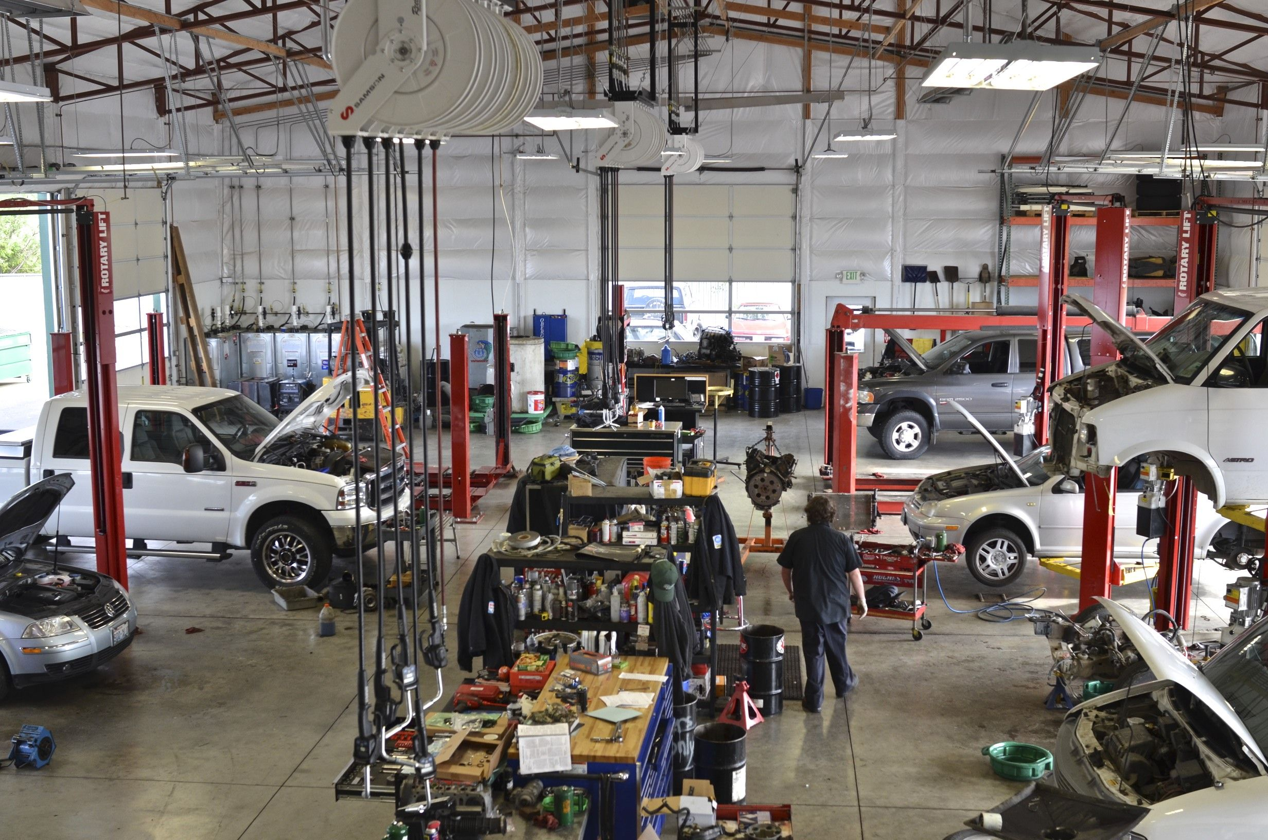 Products from Automotive Garage Equipment Ireland
