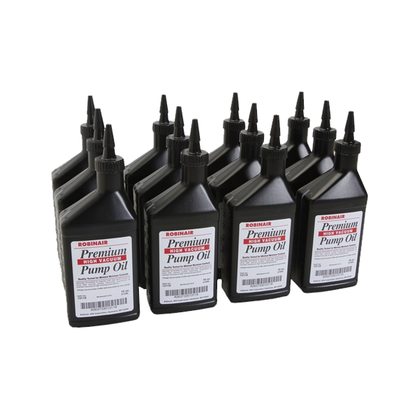 Vacuum pump oil from Automotive Garage Equipment