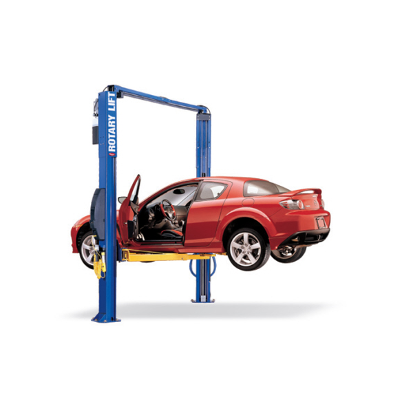 3. Rotary 2 Post Lift from Automotive Garage Equipment