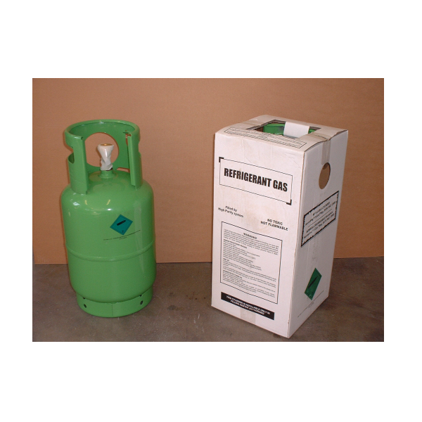 Air Conditioning Gas -  R134A Refrigerant from Automotive Garage Equipment