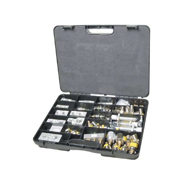 Flushing adaptor kit from Automotive Garage Equipment