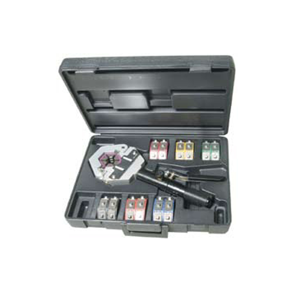 Automotive Rubber Hose Crimping Tool Kit from Automotive Garage Equipment