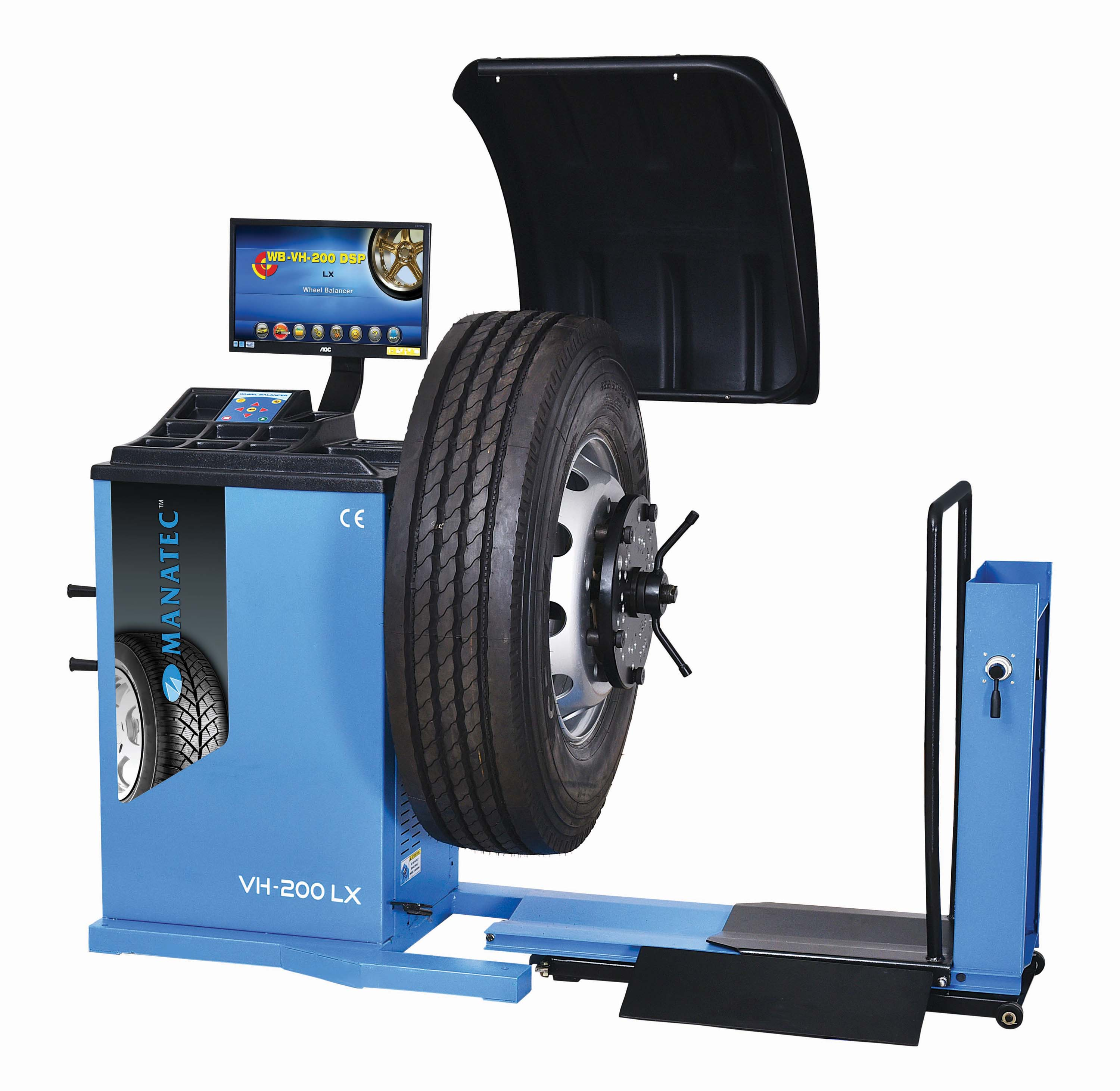 Car and Truck Tyre Equipment